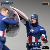 Gallery Image of Captain America 2012 1:10 Scale Statue