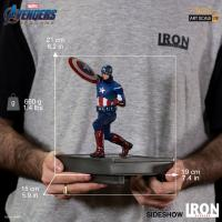 Gallery Image of Captain America 2012 Statue