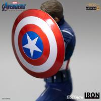 Gallery Image of Captain America 2023 1:10 Scale Statue