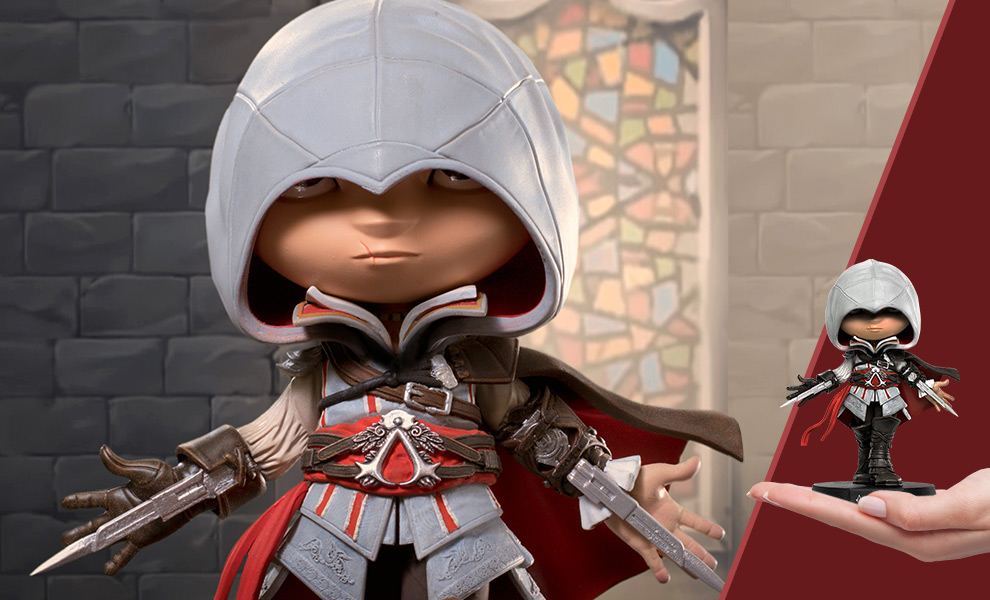 Gallery Feature Image of Ezio Mini Co. Collectible Figure - Click to open image gallery