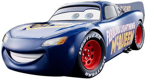 Fabulous Lightning Mcqueen Model By Bandai Sideshow Collectibles