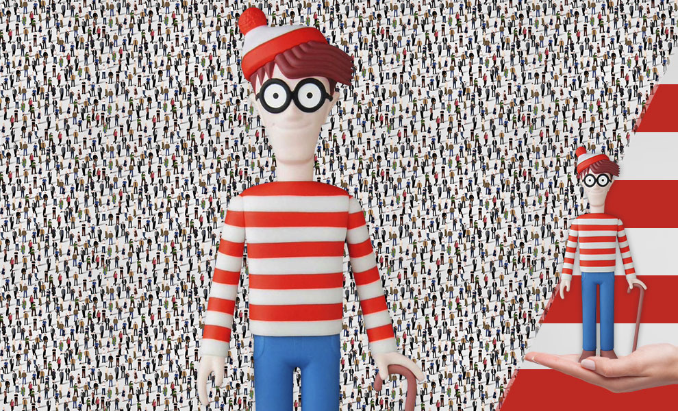 Gallery Feature Image of Wally Vinyl Collectible - Click to open image gallery
