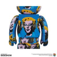 Gallery Image of Be@rbrick Andy Warhol's Marilyn Monroe 1000% Collectible Figure