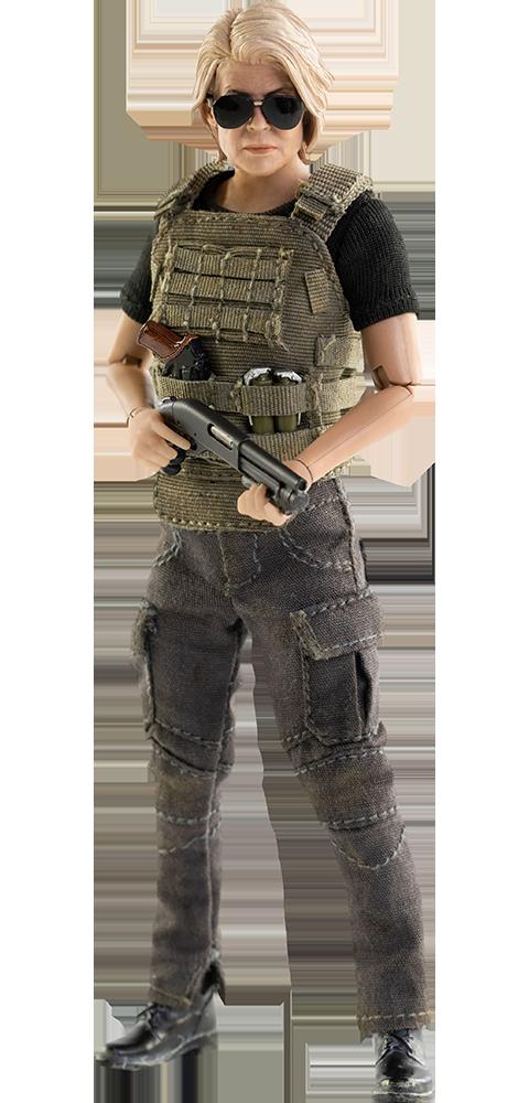 Threezero Sarah Connor Collectible Figure
