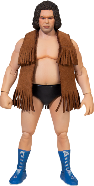 Andre the Giant Action Figure