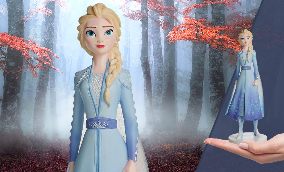 Gallery Feature Image of Elsa (Frozen II) Figurine - Click to open image gallery