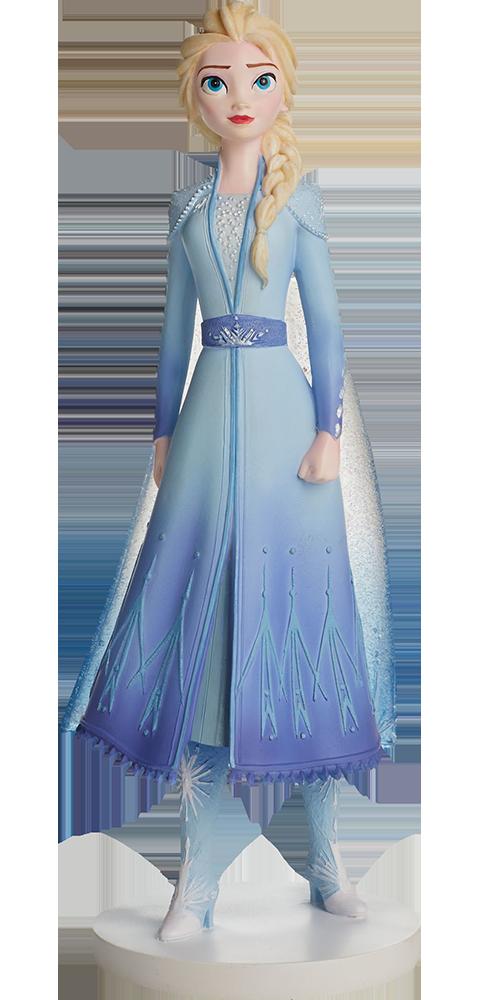 Enesco, LLC Elsa (Frozen II) Figurine