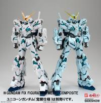 Gallery Image of Unicorn Gundam (Final Battle Version) GFFMC Collectible Figure