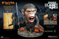 Gallery Image of Caesar (Spear Version) Deluxe Statue