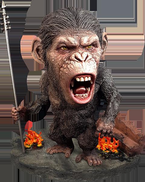 Star Ace Toys Ltd. Caesar (Spear Version) Deluxe Statue