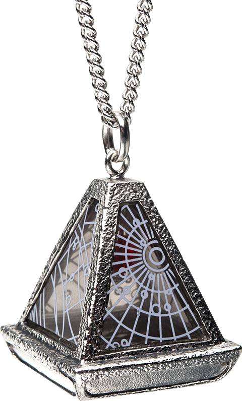 RockLove Wayfinder Necklace (White) Jewelry
