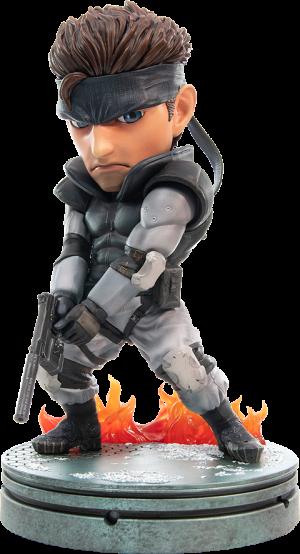 Solid Snake Figure