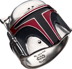 Boba Fett Ring Jewelry