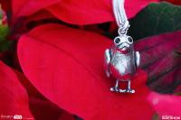 Gallery Image of Porg Necklace Jewelry