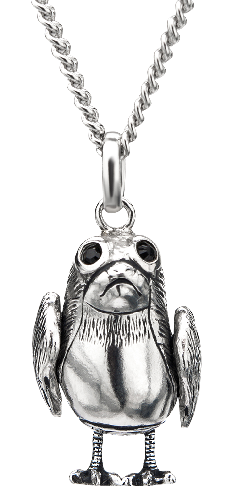 RockLove Porg Necklace Jewelry