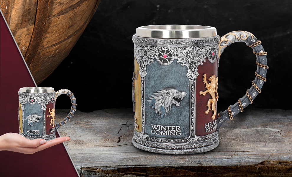 Gallery Feature Image of Sigil Tankard Collectible Drinkware - Click to open image gallery