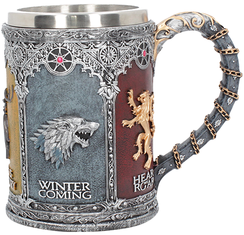 Nemesis Now Sigil Tankard Collectible Drinkware