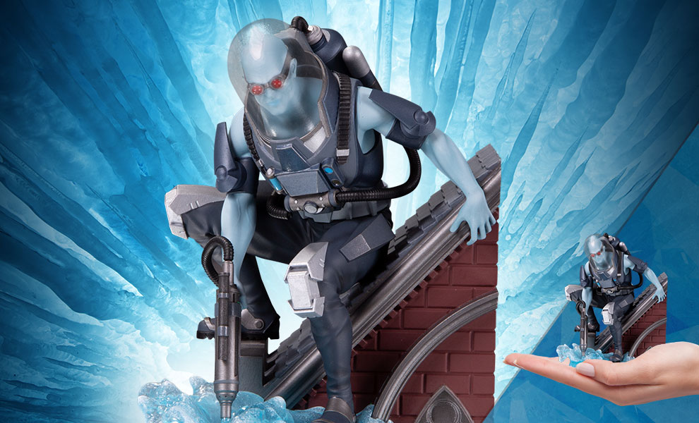 Gallery Feature Image of Mr. Freeze Statue - Click to open image gallery