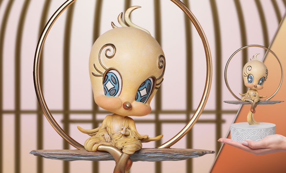 Gallery Feature Image of Free Tweety Statue - Click to open image gallery