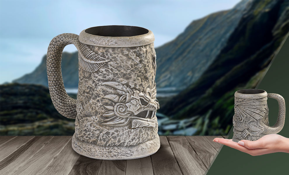 Gallery Feature Image of Dragonstone Stein Collectible Drinkware - Click to open image gallery