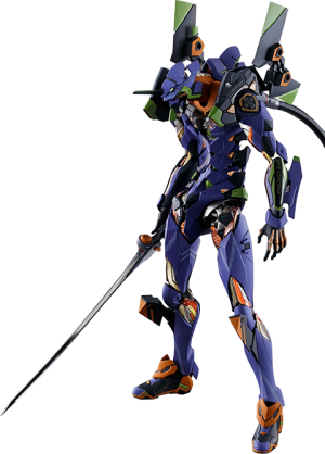 Eva-01 Test Type Collectible Figure