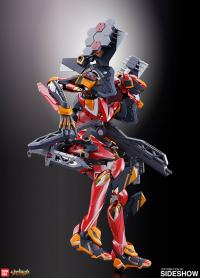Gallery Image of Eva-02 Production Model Collectible Figure