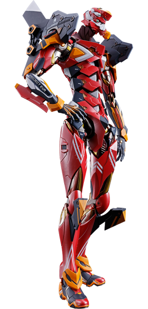 Eva-02 Production Model Collectible Figure