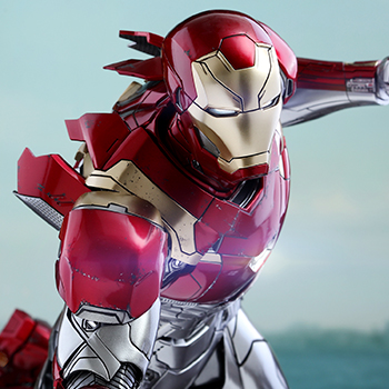 Iron Man Mark XLVII Sixth Scale Figure