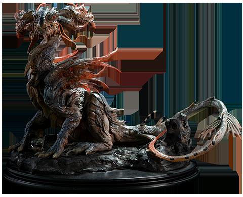 Infinity Studio Chi Dragon Statue