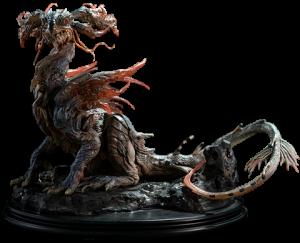 Chi Dragon Statue