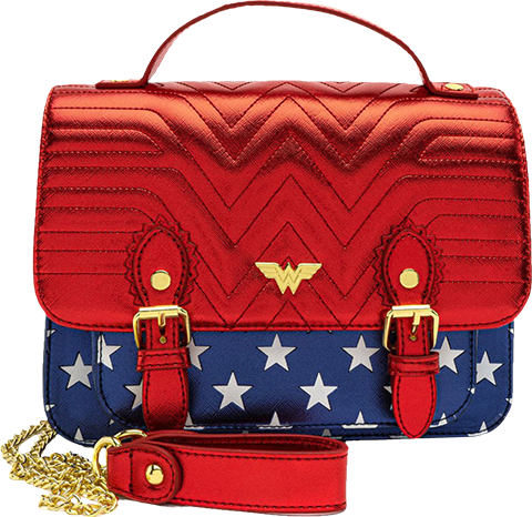 Loungefly Wonder Woman Crossbody Apparel