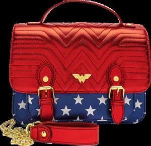 Wonder Woman Crossbody Apparel