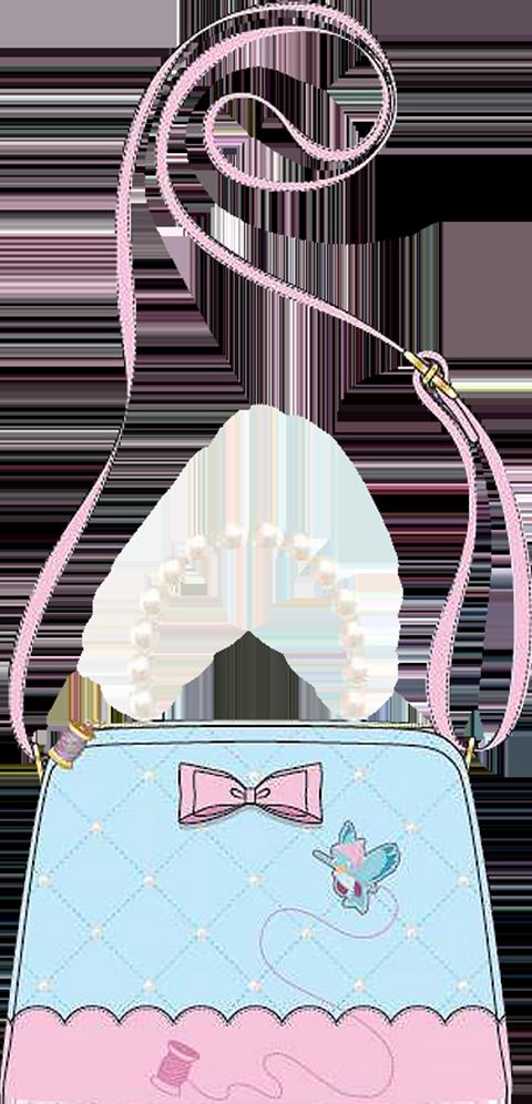 Loungefly Cinderella 70th Anniversary Pearl Handle Crossbody Apparel