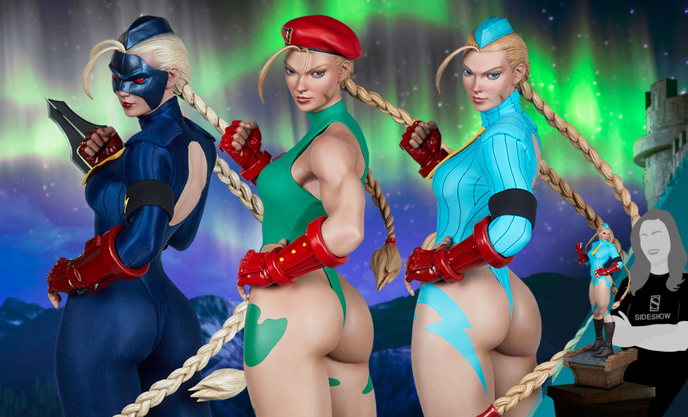 Gallery Feature Image of Cammy: Evolution Collectible Set - Click to open image gallery