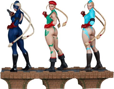 PCS Collectibles Cammy: Evolution Collectible Set