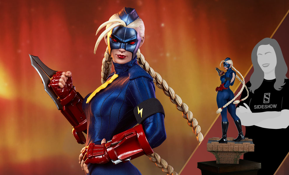 Gallery Feature Image of Cammy: Decapre Statue - Click to open image gallery
