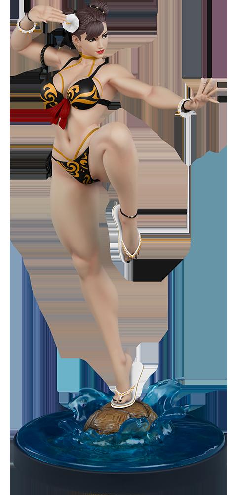 PCS Collectibles Chun-Li: Player 2 Battle Statue
