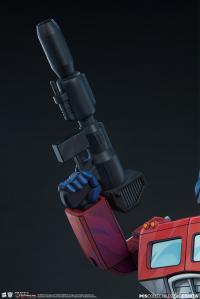 Gallery Image of Optimus Prime Statue