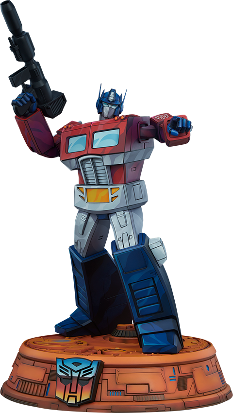 PCS Collectibles Optimus Prime Statue