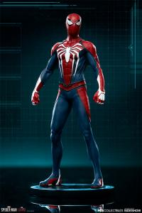 Gallery Image of Marvel's Spider-Man - Advanced Suit 1:10 Scale Statue