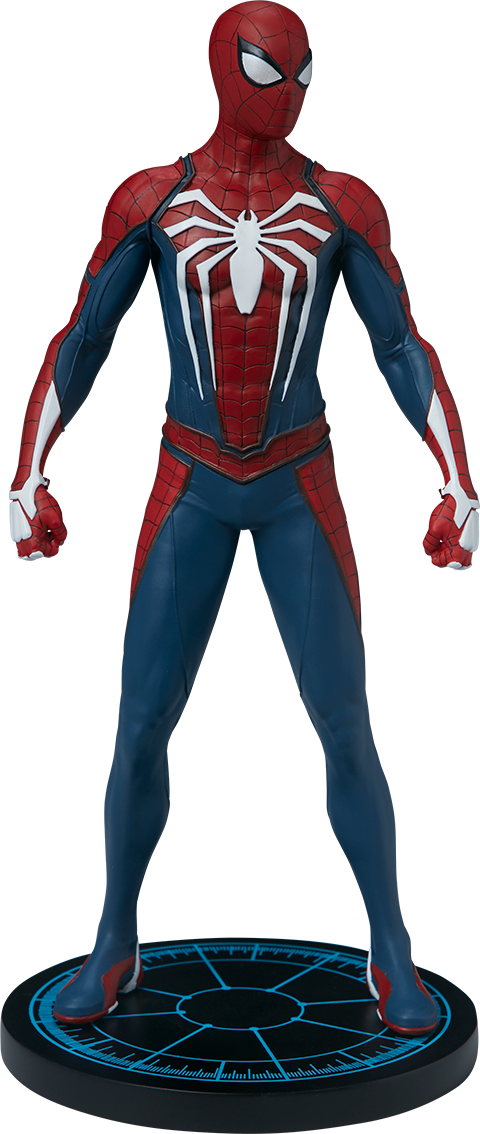 PCS Marvel's Spider-Man - Advanced Suit 1:10 Scale Statue