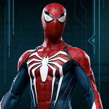 Marvel's Spider-Man - Advanced Suit Marvel 1:10 Scale Statue