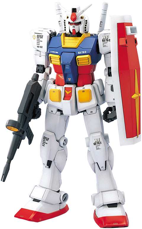 Bandai RX-78-2 Gundam Model Kit