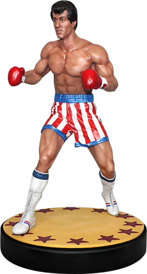 Hollywood Collectibles Group Rocky Statue