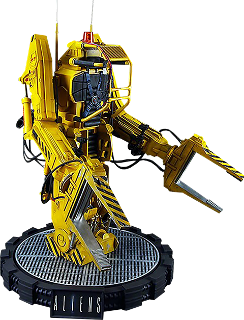 Hollywood Collectibles Group Alien Power Loader Statue