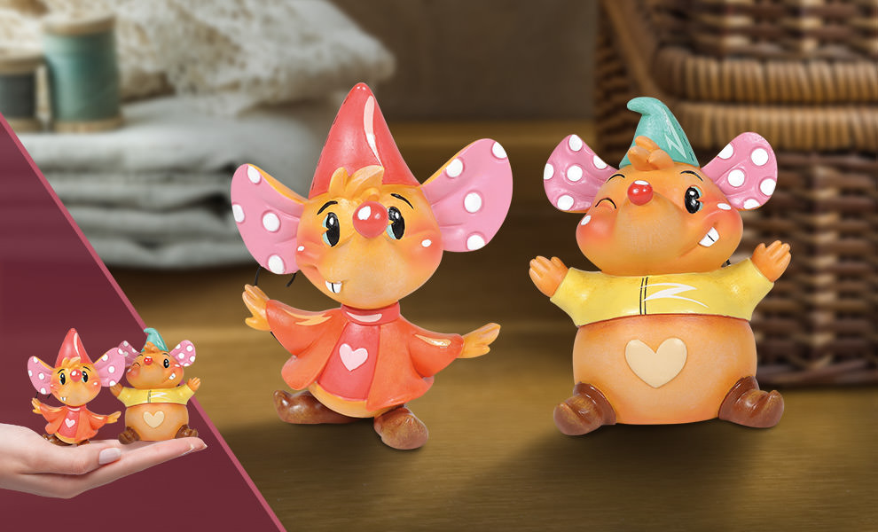 Gallery Feature Image of Jaq & Gus Collectible Set - Click to open image gallery