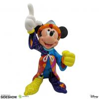 Gallery Image of Sorcerer Mickey Figurine