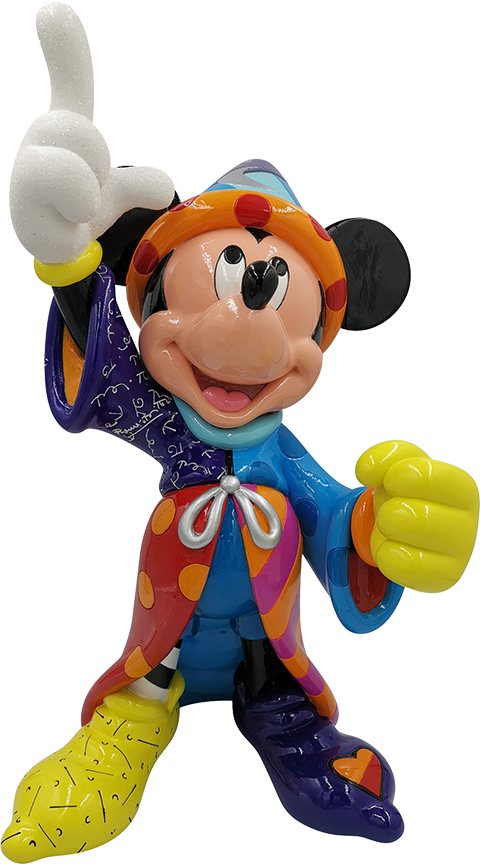 Enesco, LLC Sorcerer Mickey Figurine