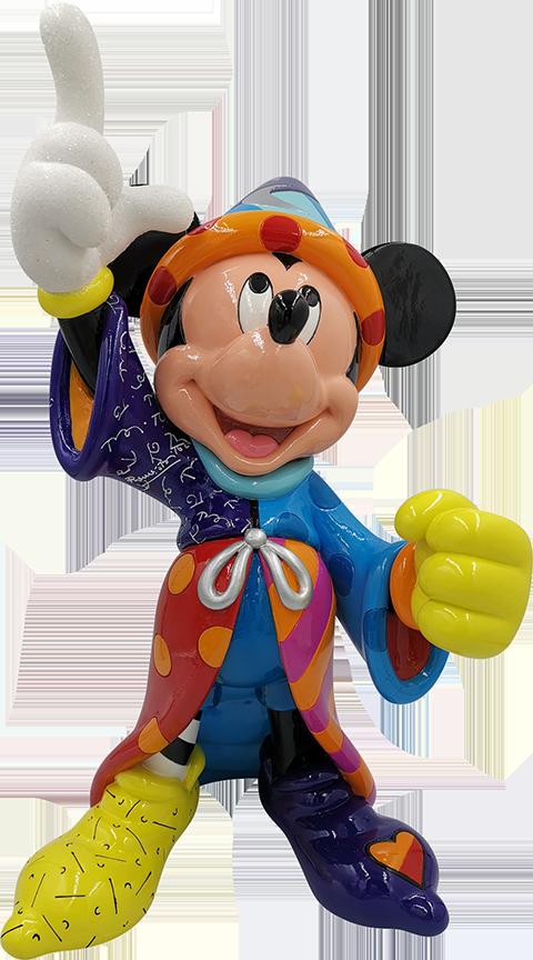 Enesco, LLC Sorcerer Mickey Figurine