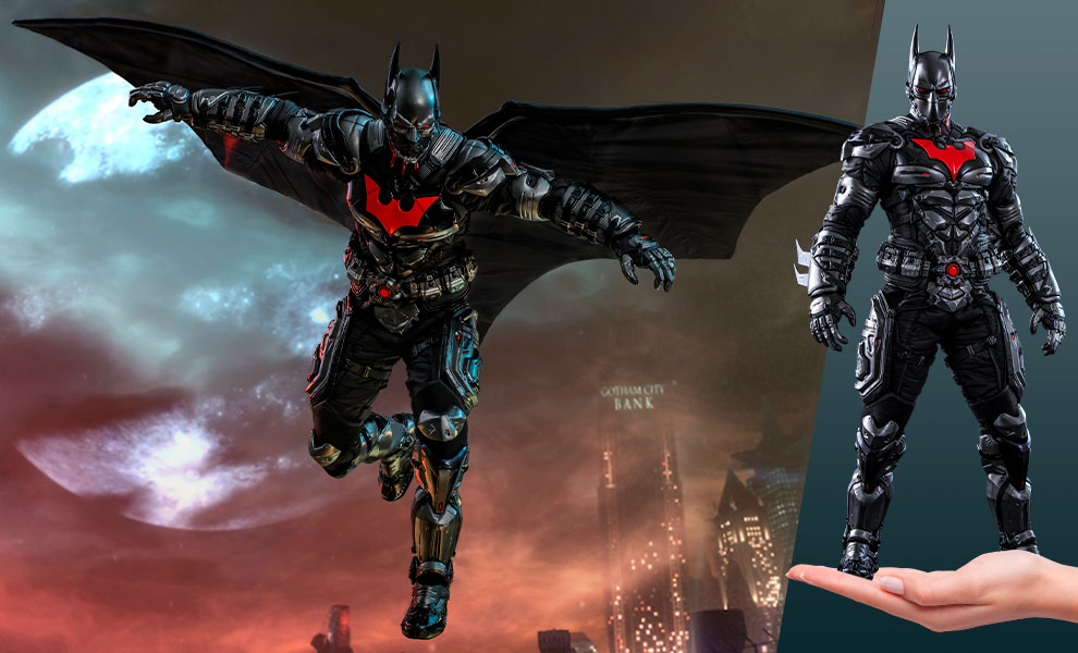Gallery Feature Image of Batman Beyond Sixth Scale Figure - Click to open image gallery